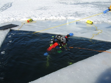 Ice and Cold Water Rescues