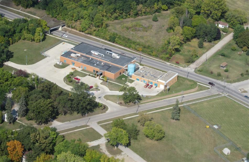 Water Treatment Aerial 2